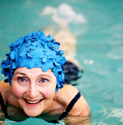 Take a Swim at the Gatlinburg Community Center!