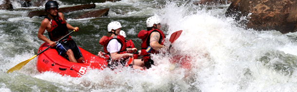 rafting-in-thesmokies