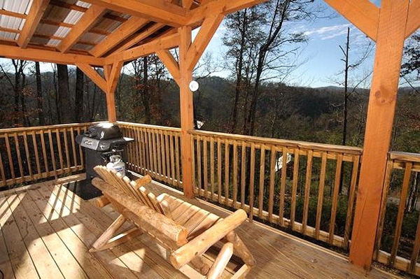 Check out beautiful Bears Haven, a luxurious Gatlinburg Cabin