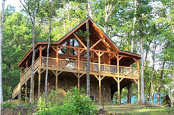 Bears Haven, a Luxurious Gatlinburg Cabin Rental